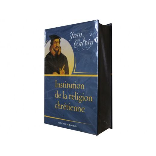 INSTITUTION DE LA RELIGION