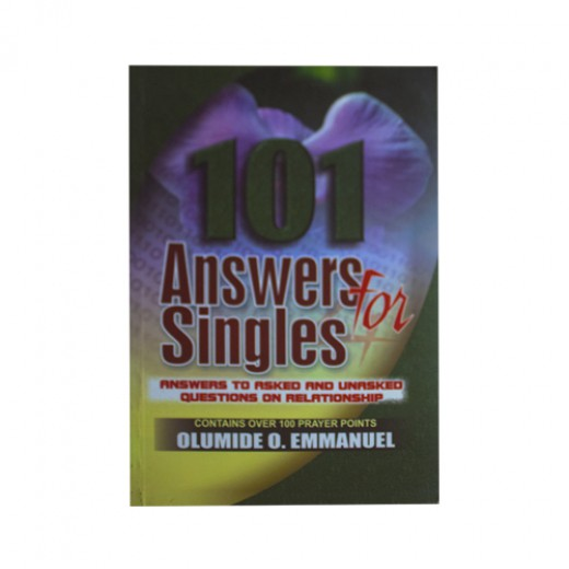 101 Answers for Singles