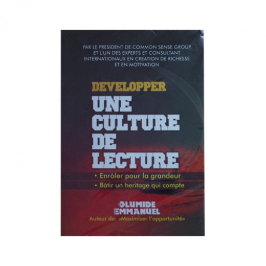 Developper une culture de lecture