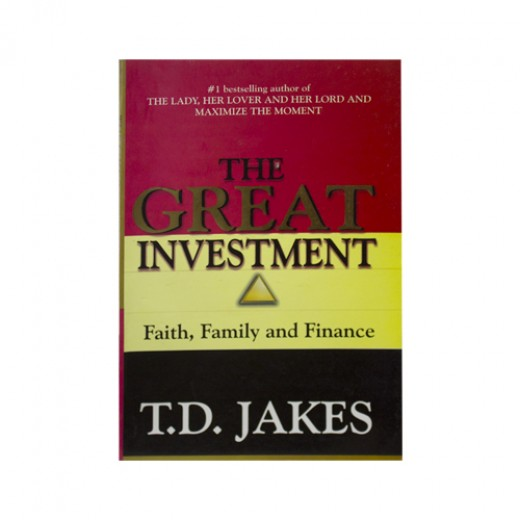 The Great investment, faith ,family and finance